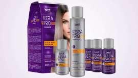 Con un formato y packaging renovado, Kerapro sigue triunfando en los salones de peluquería