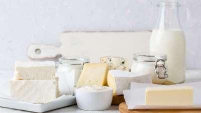 Lácteos, la mejor fuente de calcio