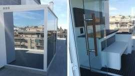 Las cabinas de esta firma italiana se distinguen por sus perfectos acabados y su gran funcionalidad