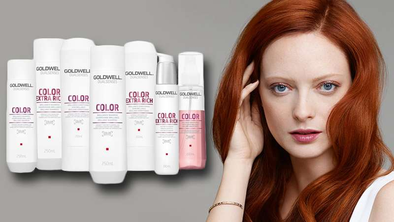 Color duradero y luminoso con Goldwell