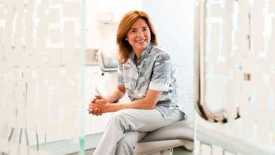 Conchita Curull: 'En España practicamos una odontología de alto nivel'