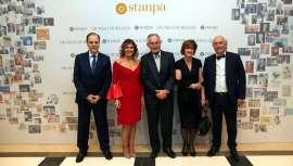 Bajo el lema Un siglo de belleza, el acto ha albergado también la despedida del presidente de Stanpa, Esteban Rodés Monegal
