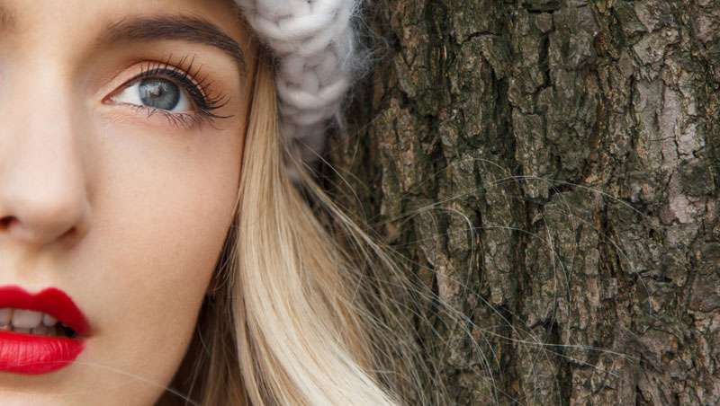 ¿Cómo es el maquillaje en invierno? Colores, conservación y protocolo