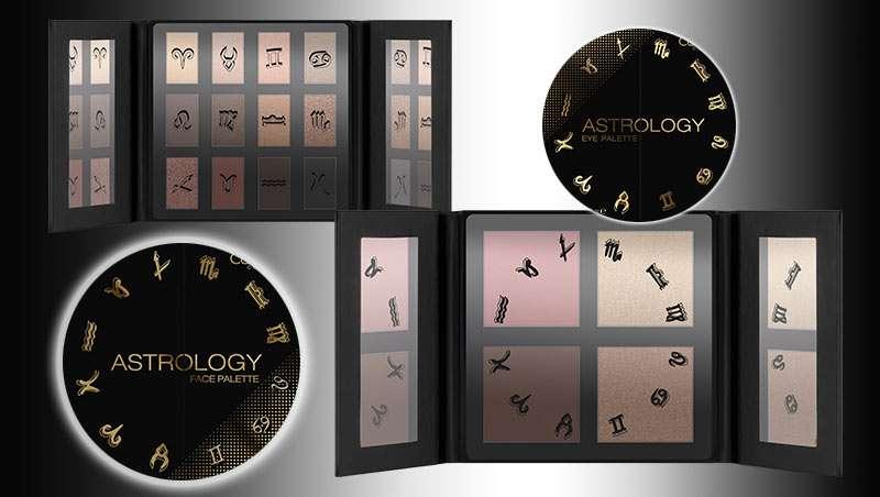 Catrice lança as paletas Astrology