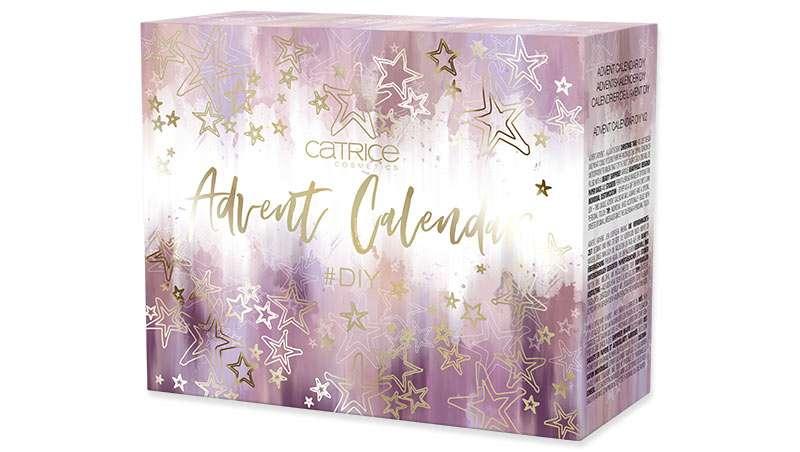 Novo calendário de Advento de Catrice