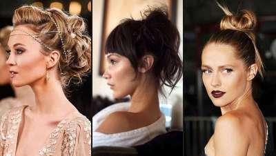 Los 5 peinados que esta Navidad van a causar furor
