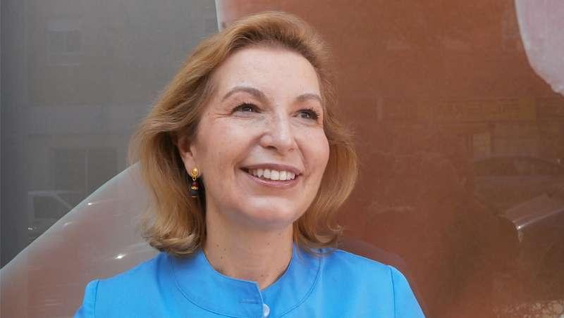 Dra. Paloma Tejero: 'La vida de todos es única y entre todos hemos de colaborar para hacerla mejor'