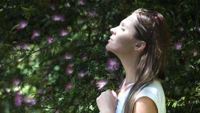 Boa respiração estabiliza a mente