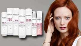 As gamas Color e Color Extra Rich, da Dualsenses, têm as tecnologias mais avançadas para proteger os cabelos coloridos