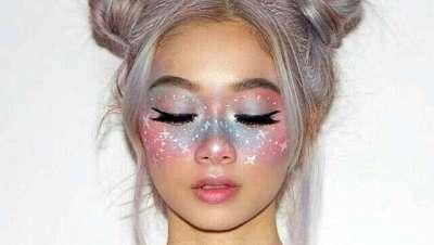 Unicornio, el maquillaje fantástico