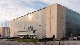 El icónico edificio que marcara un hito en la historia de las exposiciones y eventos de empresa, el Palacio Municipal de Congresos de Madrid, comienza un ambicioso plan de expansión y desarrollo en manos de Ifema