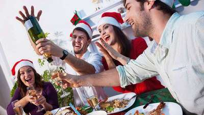 Consejos y recomendaciones dietéticas para las fiestas