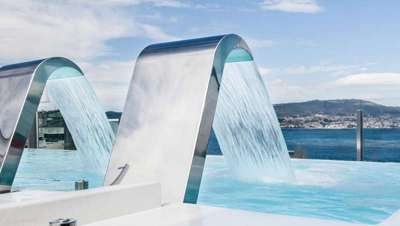 Vanguardia, calma y belleza en el Nagari Gran Hotel Boutique & Spa de Vigo