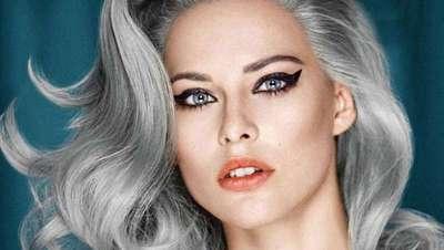 Granny Hair, la apuesta del a�o, �todo al gris!