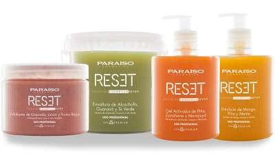 Reset, el tratamiento corporal detox para empezar bien el año