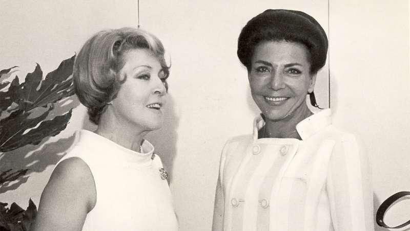 Pioneras de la belleza, biografía de las hermanas Carita