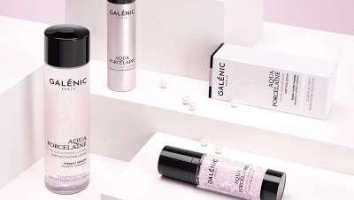Aqua Porcelaine, colección inspirada en la luz para revivir la juventud de la piel