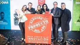 Este foi o caso durante a décima nona entrega de galardões do Grande Prémio de Inovação no Hotel Majestic em Barcelona.