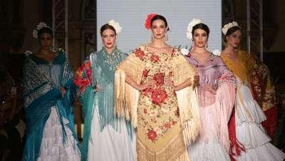 Wella Professionals, responsable de la imagen de la pasarela We Love Flamenco