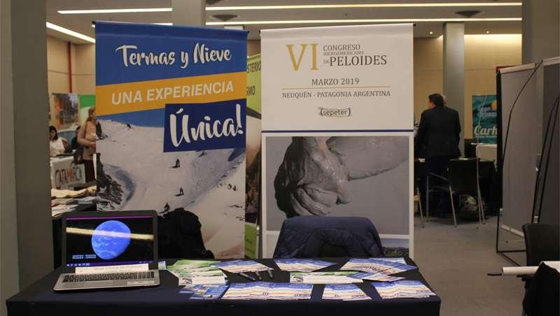 VI Congreso Iberoamericano de Peloides en Argentina