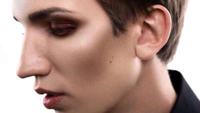 El maquillaje masculino tiene ¡historia! y mucha
