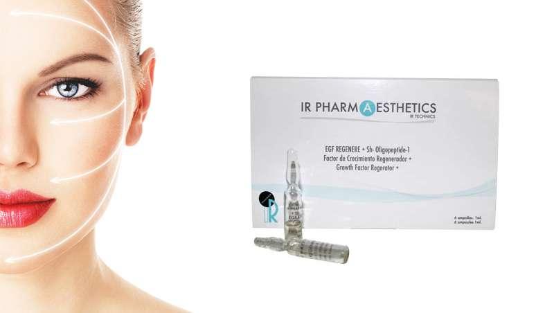 Nuevos viales IR Pharma Esthetics