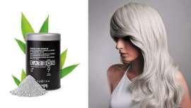 Echosline presenta el nuevo polvo decolorante compacto con carbón de su línea vegana Karbon 9. Una gama 100% orgánica
