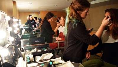 Cazcarra y Ten Image, responsables del maquillaje de los Premios Gaudí 2019