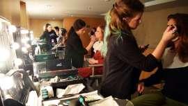 Cazcarra Image Group y su equipo de profesionales volvieron, un año más, a crear magníficos looks de maquillaje en los premios de la Academia del Cine Catalán