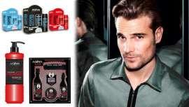 La firma turca tiene un amplio catálogo de productos entre los que destacan sus geles y ceras y productos específicos para la barba y el bigote