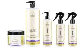 Profesional Cosmetics presenta esta nueva gama de productos diseñada y desarrollada en sus laboratorios, especialmente para los cabellos rubios naturales y teñidos