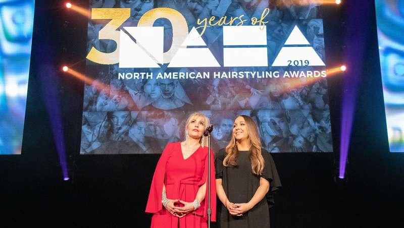 Los Oscars del cabello eligen a los ganadores de su 30 edición