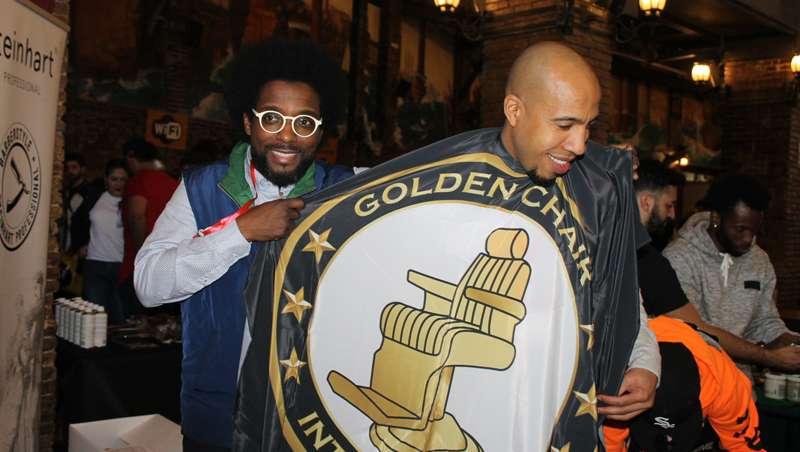 Golden Chair International 2019, más 'barbera' que nunca