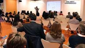 El marcado carácter internacional de NTC Next Conferences es el escenario perfecto para que los visitantes actualicen sus conocimientos