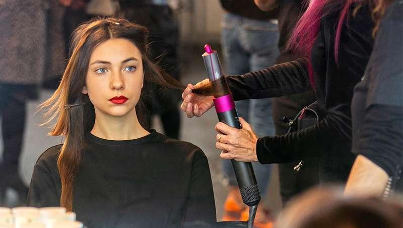 Dyson e o designer Jorge Vázquez, unidos pela 'Haute Couture'