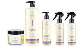 A Profesional Cosmetics apresenta esta nova linha de produtos projetados e desenvolvidos nos seus laboratórios, especialmente para cabelos loiros naturais e tingidos