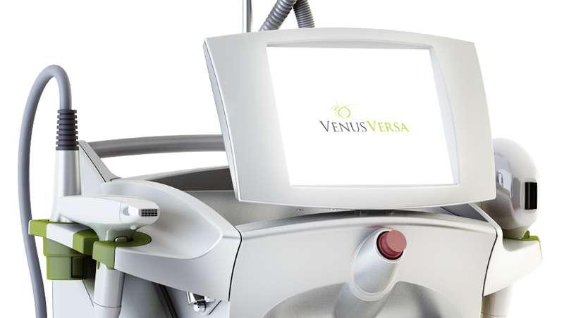 La Dra. Natalia Ribé elige Venus Versa, los mejores tratamientos no invasivos en un solo equipo