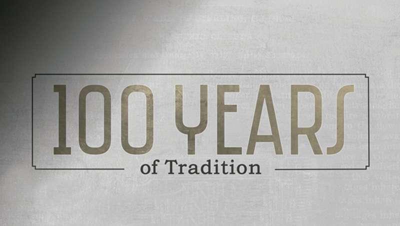 Gran Aniversario: 100 años de Wahl