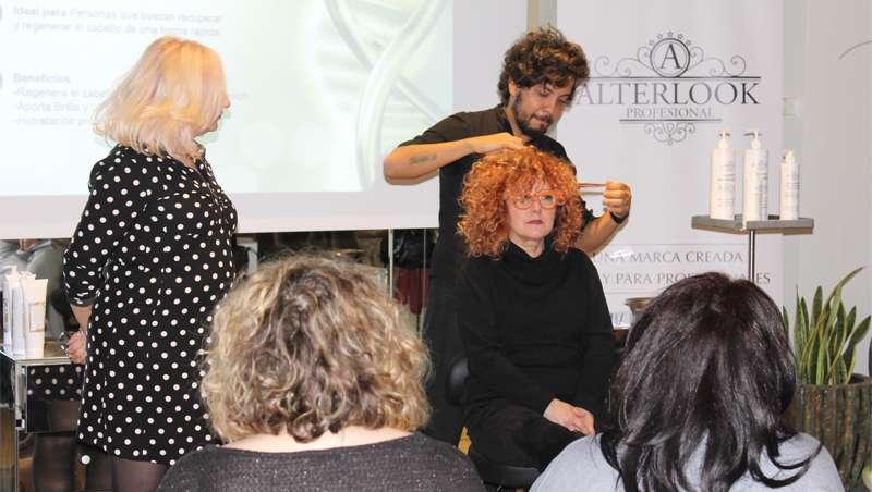 Alterlook Profesional presenta sus tratamientos de origen orgánico en Studio Beauty Market