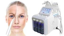 La tecnología que frena el envejecimiento se llama Yalena H+ Pro. Por primera vez un equipo neutraliza de forma directa los radicales libres que aceleran el proceso de envejecimiento de la piel