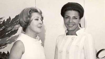 Pioneiros da beleza, biografia das irmãs Carita