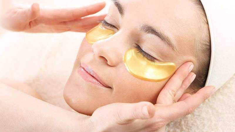 Ceremony Of Gold for Eyes, tratamento para o olhar