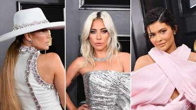 Tres looks 'Grammy' de premio, elaborados por ghd
