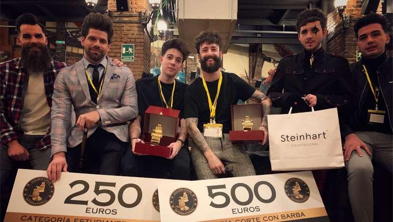 Steinhart Professional patrocina la quinta edición de la Golden Chair International