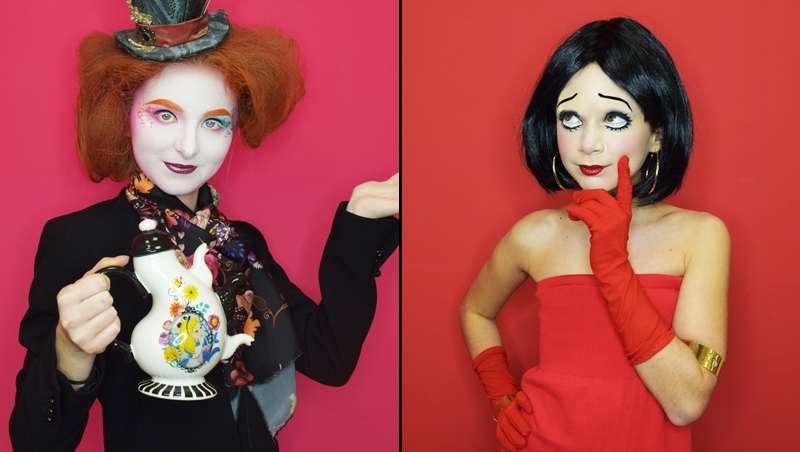 Ten Image celebra un workshop con maquillaje especial para carnaval