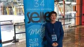 La SEME inaugura su 34 Congreso en la ciudad de Málaga con la presencia de figuras destacadas y primer orden. La doctora Petra Vega, presidenta de la Sociedad Española de Medicina Estética, adelante e incide en la importancia de su programa