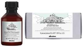 La línea Natural Tech incorpora dos nuevos productos: Detoxifying Shampoo y Detoxifying Mud. Dos soluciones de vanguardia para que el cabello y el cuero cabelludo respiren libres