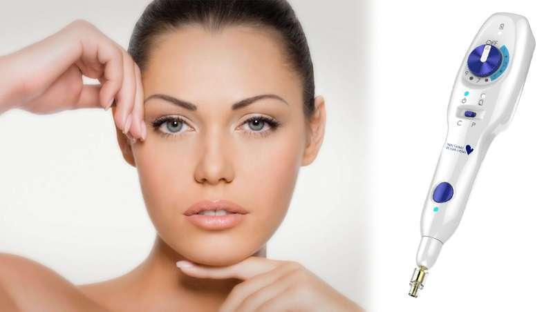 Regeneração da pele com NDV Smart Plasm-A Rain por NutriDermoVital
