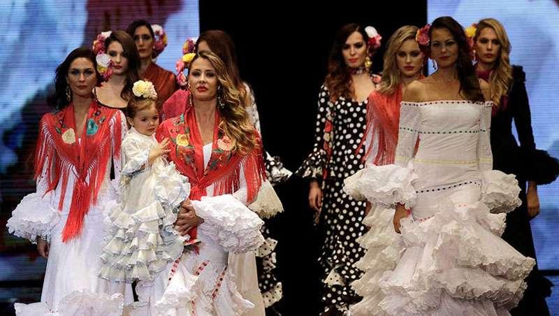 Recogidos flamencos, qué se va a llevar en la Feria de Abril