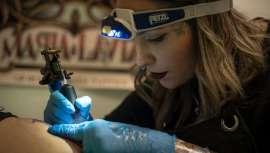 Para tatuadores y seguidores del arte del tattoo, llega la III Convención Nacional de Tatuaje a Barcelona, con multitud de estrellas tatuadoras, competiciones, exposiciones, talleres y múltiples actividades y atractivos